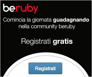 beruby - cashback, coupon e offerte per i tuoi acquisti e prenotazioni online
