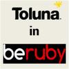 Logo Sondaggi Toluna-beruby