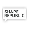 Logo Shape Republic