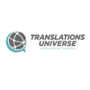 Logo Translations Universe