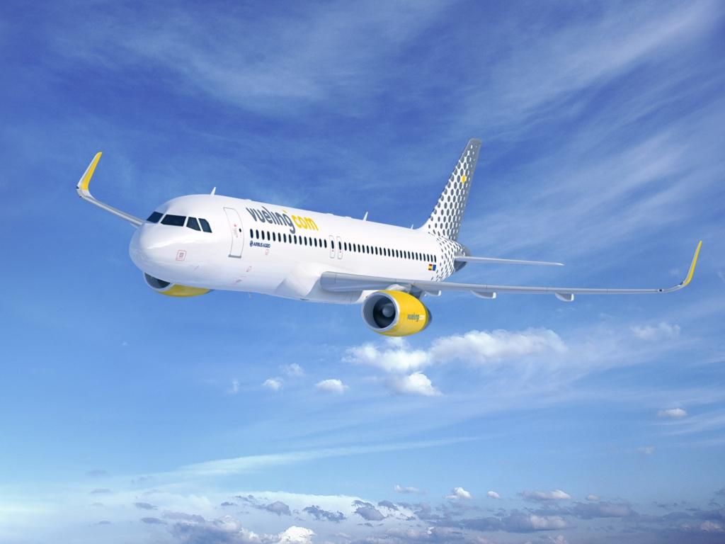Vola a 15€ con Vueling!